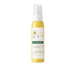 Klorane Spray Reflets Blonds Soin Soleil Éclaircissant Camomille
