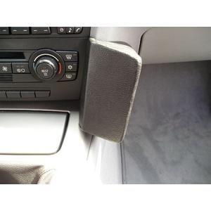 WAECO Konsole BMW 3er E90 Lederkonsole für BMW 3er E90 ab Baujahr 03/05 (mit Navigation)