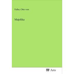 Majolika als Buch von