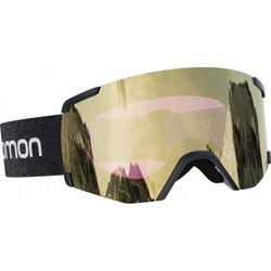 SALOMON S/VIEW SIGMA Schneebrille 2021 black/sigma black gold