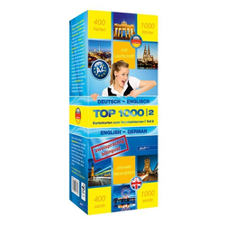 Top 1000 Teil 2. Deutsch-Englisch / Englisch-Deutsch