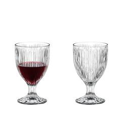 RIEDEL Glas Tumbler-Glas Tumbler Collection Fire 2er Set, Kristallglas weiß