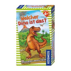 Kosmos Spiel, Welcher Dino ist das?