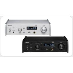 TEAC NT-503 USB-DA-Wandler Netzwerk-Player *silber*