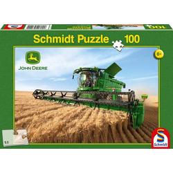 Schmidt Spiele Pz. John Deere Mähdrescher S690 100T. 56144