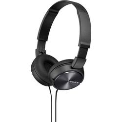 Sony MDR-ZX310 On Ear Kopfhörer On Ear Faltbar Schwarz
