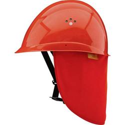L+D 2683-RD Schutzhelm Rot EN 397