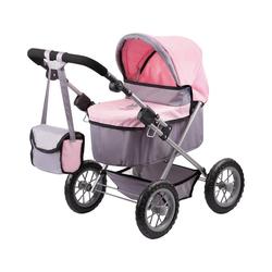 Bayer Puppenwagen Puppenwagen Trendy rosa