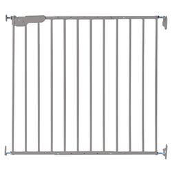 Dolle Schwenkgitter Lars 74,4-113,0cm Metall grau metallic