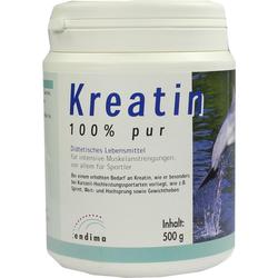 Kreatin 100% Pur Pulver