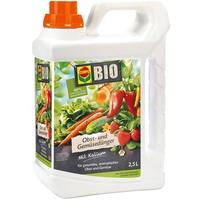 Compo Bio Obst- und Gemüsedünger 2,5 l
