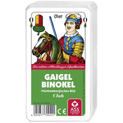 ASS Gaigel/Binokel, württembergisches Bild 22570042