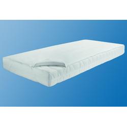 Matratzenauflage Dormisette Protect & Care Molton-Matratzenauflage, Dormisette Protect & Care, Baumwolle 180 cm x 200 cm