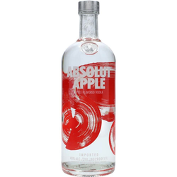 Absolut Wodka Apple 40% 1 ltr.