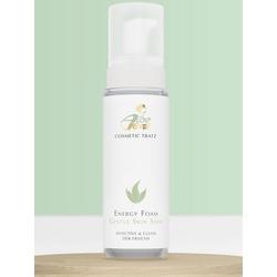 Aloe Vera Cosmetic Tratz Gesichts-Reinigungsschaum Energy Foam GENTLE SKIN, 1-tlg.