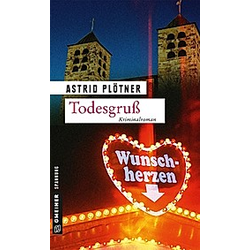 Todesgruß. Astrid Plötner  - Buch