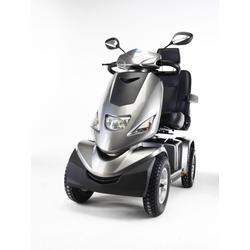 Invacare Cetus 15 km/h Elektromobil, silber