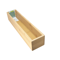 HTI-Living Aufbewahrungsbox Aufbewahrungsbox Bambus, Aufbewahrungsbox 38 cm x 7 cm x 8 cm