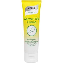 EFASIT Warme Füße Creme 75 ml