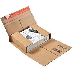 20 ColomPac® Buchverpackungen Versandverpackungen 35,5 x 25,0 x 10,5 cm