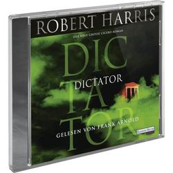 Dictator als Hörbuch CD von Robert Harris