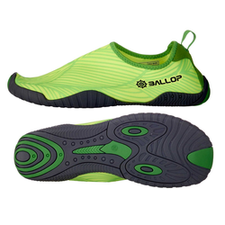 Ballop Leaf Fitnessschuh V2 Skinfit Sohle grün 36 - 37 (230 mm)