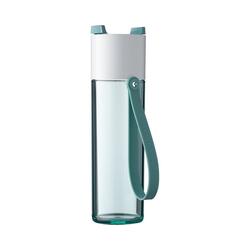 Mepal Trinkflasche Trinkflasche JustWater nordic weiß, 500 ml grün
