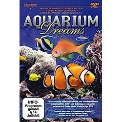 Aquarium Dreams - DVD  Filme