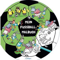 Esslinger Mein Fußball-Malbuch