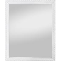 Spiegelprofi GmbH Spiegel Lisa weiß 45 x 55 cm
