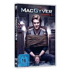 MacGyver - Staffel 3 - DVD  Filme