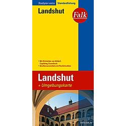 Falk Plan Landshut - Buch