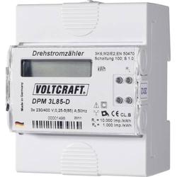 VOLTCRAFT DPM 3L85-D Drehstromzähler digital 85A MID-konform: Nein 1St.