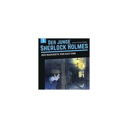 Edel Hörspiel CD Der Junge Sherlock Holmes 1 - Der Maskierte vom
