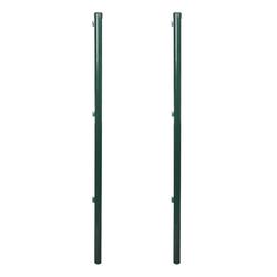 vidaXL Zaunpfosten vidaXL Zaunpfosten 2 Stk. 115 cm und 150 cm und 175 cm und 200 cm 115 cm