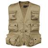 Mil-Tec Mil-Tec Jagd- u. Anglerweste khaki , Größe XL