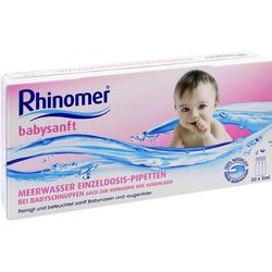 Rhinomer babysanft Meerwasser 5ml EDP