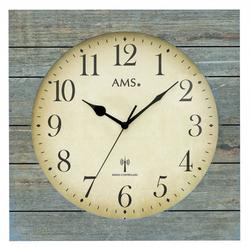AMS -Holz blau 34cm- 5549
