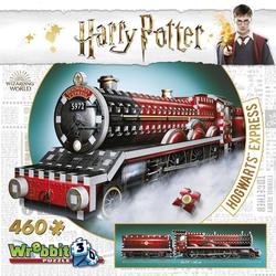 Hogwarts Express Zug/Hogwarts Express Train - 3D-Puzzle 460 Teile