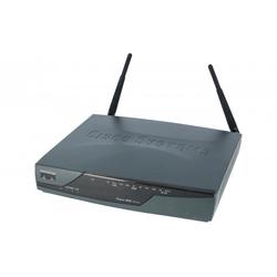 Cisco - CISCO877W-G-E-M-K9 - ADSL Sec Router with wireless 802.11g and Annex M