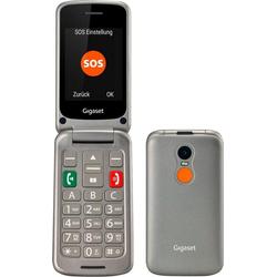 Gigaset GL590 Klapphandy (7,3 cm/2,8 Zoll, 0,03 GB Speicherplatz, 3 MP Kamera)