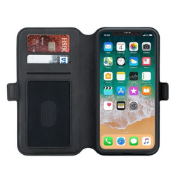 3SIXT iPhone Xs Max Neo Wallet, Schwarz