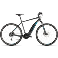 Cube Cross Hybrid One 500 28 Zoll RH 58 cm iridium'n'blue 2019