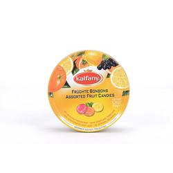 Kalfany Früchte Bonbons Dose