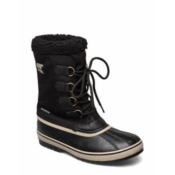Sorel 1964 Pac™ Nylon Shoes Boots Winter Boots Schwarz SOREL Schwarz 41,44,43,42,40,45,46