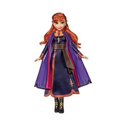 Hasbro Anziehpuppe Disney Die Eiskönigin 2 Singende Anna