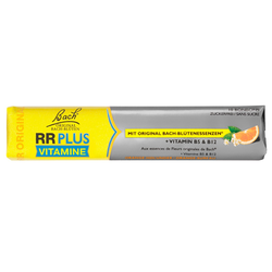 Bach RR Plus Bonbons Orange-Holunder