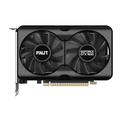 Palit GTX 1650 GP OC Grafikkarte (4 GB, GDDR6)