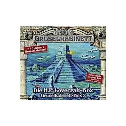 Gruselkabinett - Hörbuch