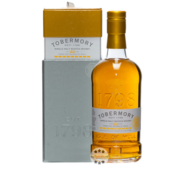 Tobermory 22 Port Cask Whisky
